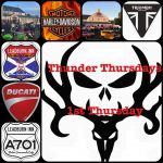 Thunder Thursday at The Leadburn Inn, 1st Thursday of the Month Bike night