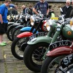 Rotary Club of Sowerby Bridge 3rd annual Classic Bike and Scooter show