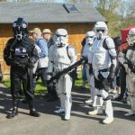 Prescott Bike Fest - The Force is with you