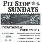Pit Stop Sundays,  Iron Horse Ranch House, Lincolnshire