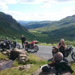 Hardknott Pass, from Jude Singleton