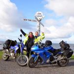 Debbie Millington - We made it after 1,700 plus miles to do Lands end to JO