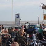 Bikers at Cleethorpes