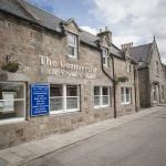 The Commercial Hotel, Biker Friendly, Tarland, Aboyne, Aberdeenshire