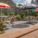 The Commercial Hotel, Biker Friendly pub, Tarland, Aberdeenshire