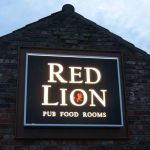 The Red Lion Country Inn, Biker Friendly pub, York, North Yorkshire