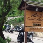 Gamila Rocks, Biker Friendly, Zagorochoria, Touring Greece