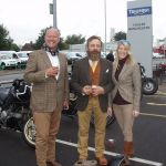 The Distinguished Gentleman's Ride in Manchester, dapper folk