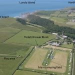 Stoke Barton Farm, Campsite, Biker Friendly, Bideford, North Devon