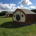 Stoke Barton Farm, Camping Huts, Biker Friendly, Bideford, Devon