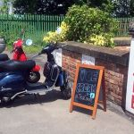 Teacakes Vintage Tea Rooms, Biker Friendly, Heswall, Wirral