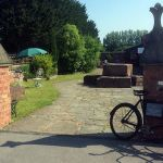 Teacakes Vintage Tea Rooms, Biker Friendly, Heswall, Wirral, Cheshire