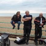 Brighton Beach Mods and Rockers