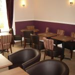 Glenbank House Hotel, Biker Friendly, bar, Jedburgh, Borders