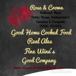 Rose and Crown, Biker Friendly pub, Camping, Lincolnshire