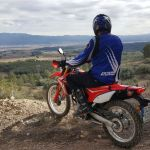 Catalan Adventure, Biker Owners, Trail riding, Tarragona, Catalonia, Spain