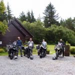 Beech Tree Lodge, Bikers Weclome, Sutherland, NC500, Scotland