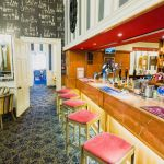 Langstone Cliff Hotel, Biker Friendly, bar, Dawlish, Devon