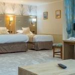 Langstone Cliff Hotel, Biker Friendly, rooms, Dawlish, Devon