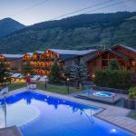 Hotel Nordic, Biker Friendly, Canillo, Andorra,pool,  French border