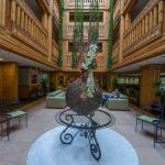 Hotel Nordic, Biker Friendly, Canillo, Andorra, reception, groups
