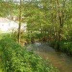 The Watermill, Biker Friendly, outside, Calvados, Normandy, France