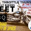 The Grange, Full Throttle Thursday Bike night, Great Yarmouth, Norfolk