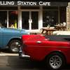 Filling Station Cafe, Biker Friendly, Keswick, Cumbria, Lakes,