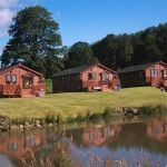 Trossachs Holiday Park, Bikers welcome, Lodges, Campsite, Aberfoyle, Scotla