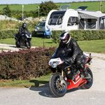 Penmarlam, Biker Friendly Camping, Fowey, Cornwall