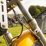 Penmarlam Camping, Bikers welcome, Cornwall