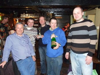 Quiz Night Winners