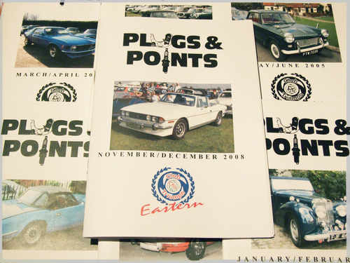 Plugs & Points Magazine