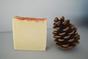 Bergamot, Patchouli & Cedarwood Soap