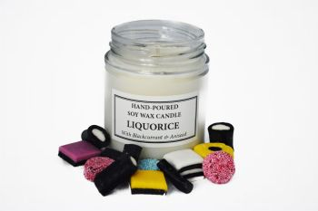 Liquorice Soy Candle