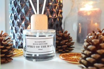 Reed Diffuser -100ml - Spirit of the Rain - Gift Boxed