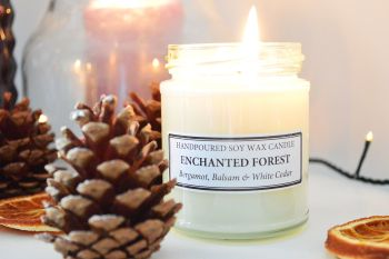 Enchanted Forest Soy Candle