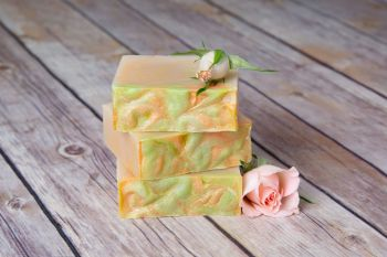 Lime & Mango Soap