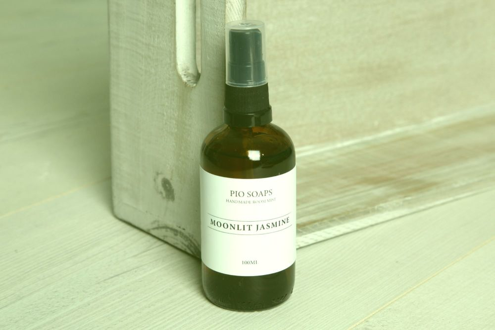 Room Mist - Moonlit Jasmine