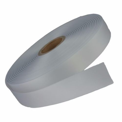 White Printed Ribbon