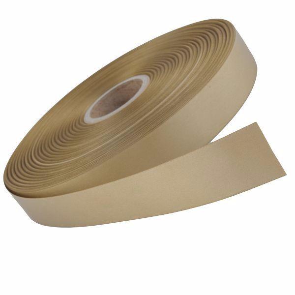 Gold Custom Ribbon