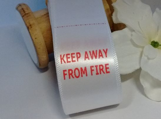 Fire Labels x 200
