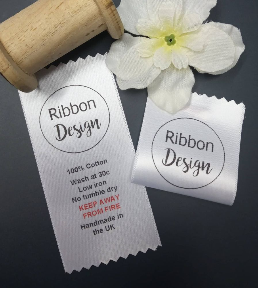 48mm Sewing labels