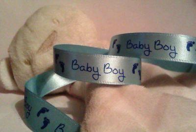 Baby Boy 15mm