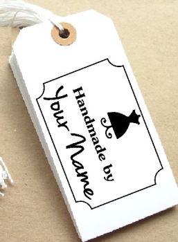 Dressmaker Personalised Stamp
