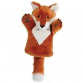 Fox CarPets hand puppet