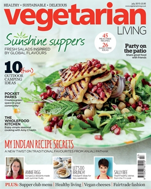 Vegetarian Living Magazine Subscription