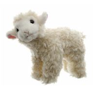 Soft Toy, standing lamb