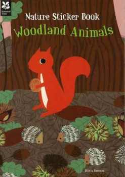 Woodland Animals Nature Sticker Book