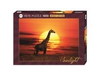 Sunny Giraffe 1000 Piece Jigsaw Puzzle